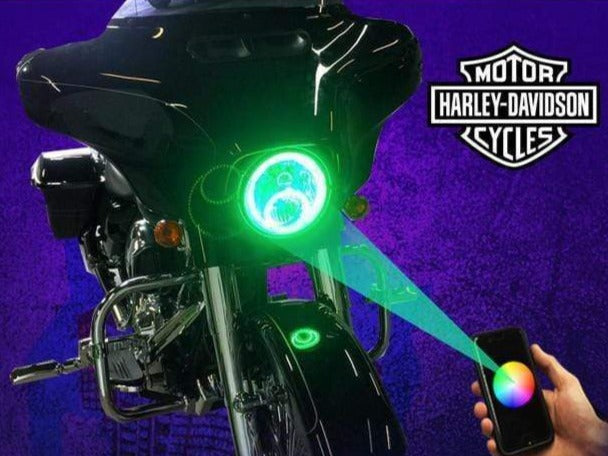 colorwerkz Halo Kits Harley Davidson Street Glide colorwerkz Halo Kit
