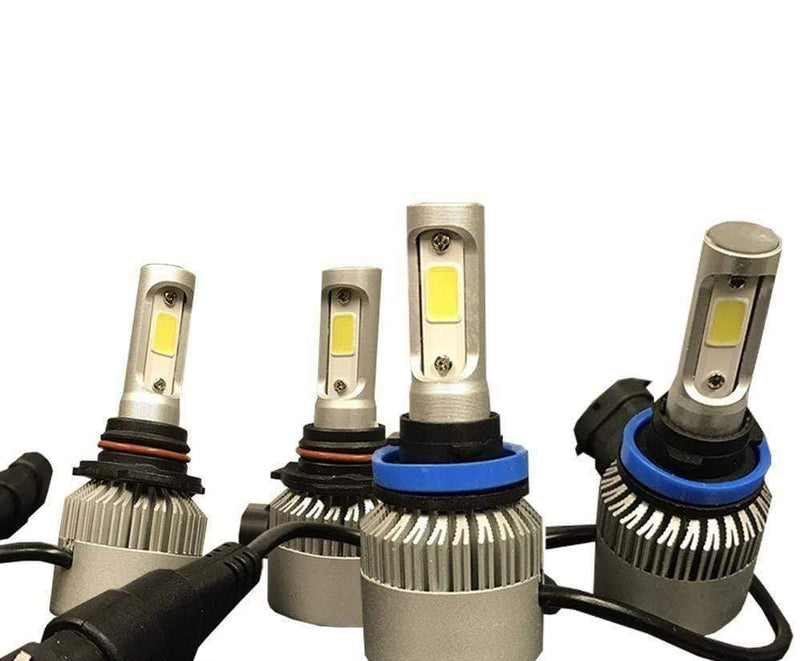 colorwerkz Headlight Replacement Eco-Bulb LED Headlight Replacement