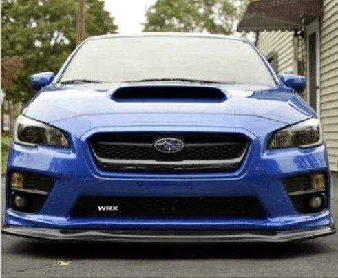 colorwerkz Illuminated Led Logos Illuminated Subaru WRX STI Logos