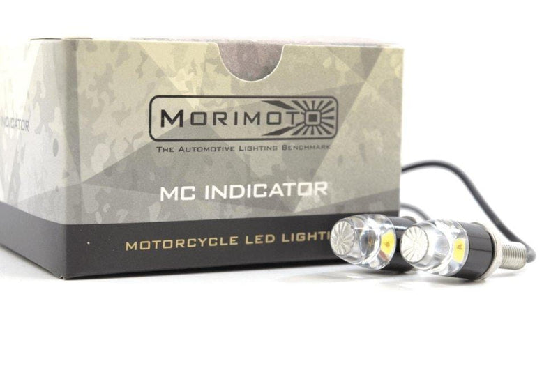 colorwerkz Led Drl & Turn Signal MORIMOTO MC: PINDICATORS