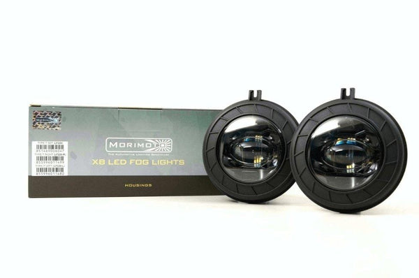 "colorwerkz Led Foglights DODGE / JEEP (4"" ROUND): MORIMOTO XB LED"