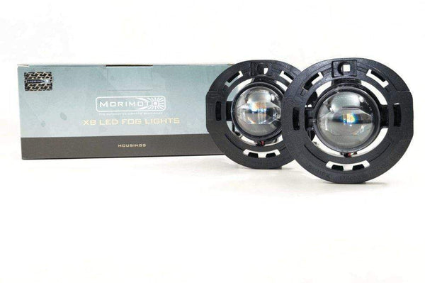 colorwerkz Led Foglights DODGE (PROJECTOR): MORIMOTO XB LED