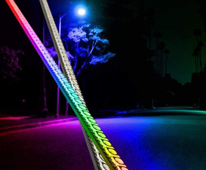 "colorwerkz Strip Lighting 12"" Flow Series Rigid Strips"
