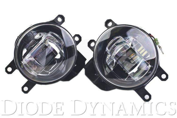 Diode Dynamics Fog Lamps Diode Dynamics LUXEON LED Fog Lamps (Type