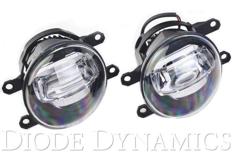 Diode Dynamics Fog Lamps Diode Dynamics LUXEON LED Fog Lamps (Type B)