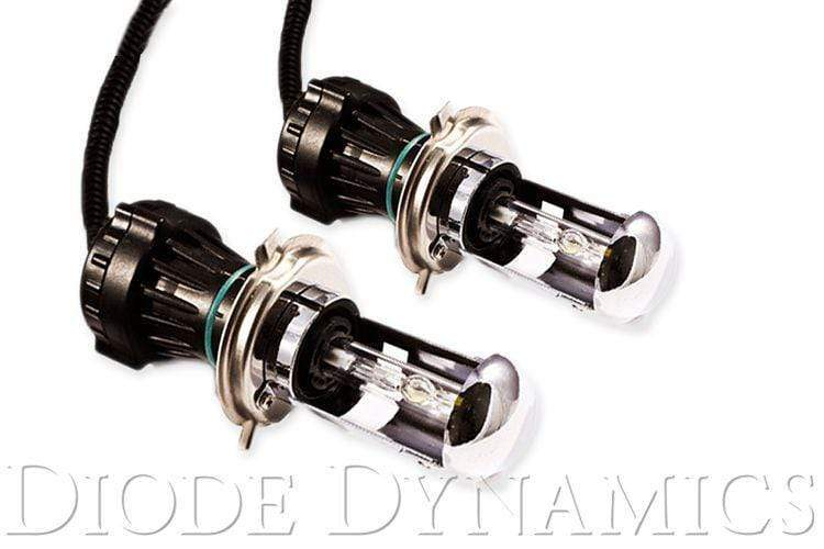 Diode Dynamics HID Conversion Kits Diode Dynamics H4 BiXenon HID Conversion Kit