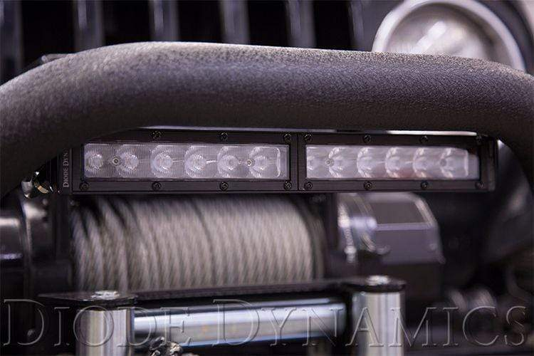 "Diode Dynamics Off Road LED Light Bars Diode Dynamics Stage Series 12"" SAE/DOT White Light Bar (pair)"