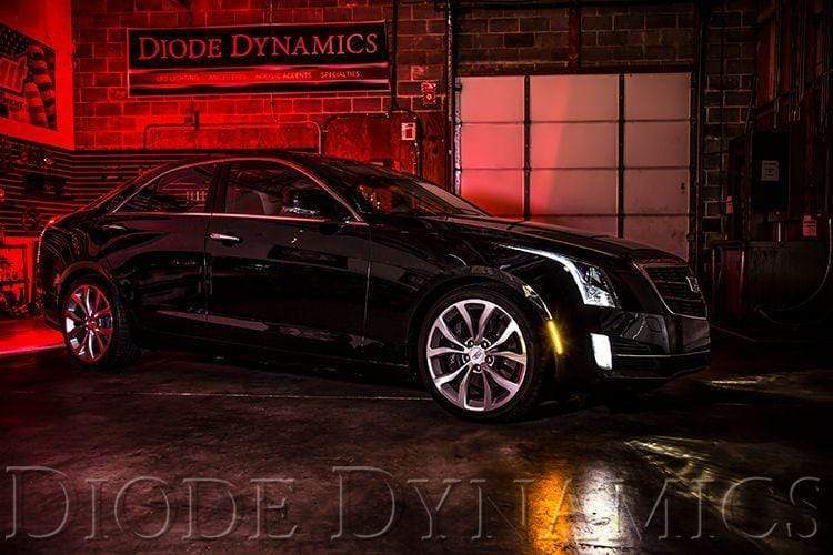 Diode Dynamics Sidemarker Diode Dynamics LED Sidemarkers for 2014-2019 Cadillac CTS (non V) (pair)