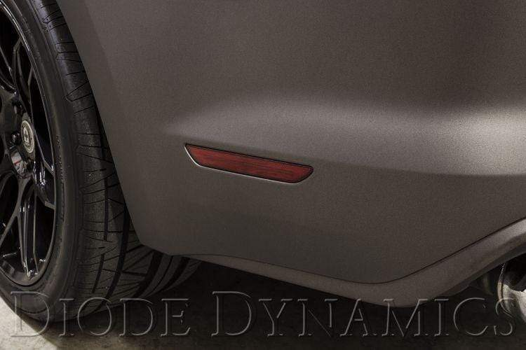 Diode Dynamics Sidemarker Diode Dynamics LED Sidemarkers for 2015-2019 Ford Mustang (pair)