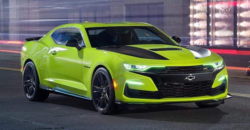 lighting trendz DRL Boards 2019-2020 Chevrolet Camaro SS RGBWA DRL Boards
