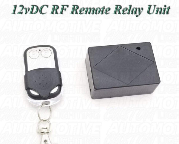 RGB Halo Kits 12VDC Wireless RF On/Off Remote