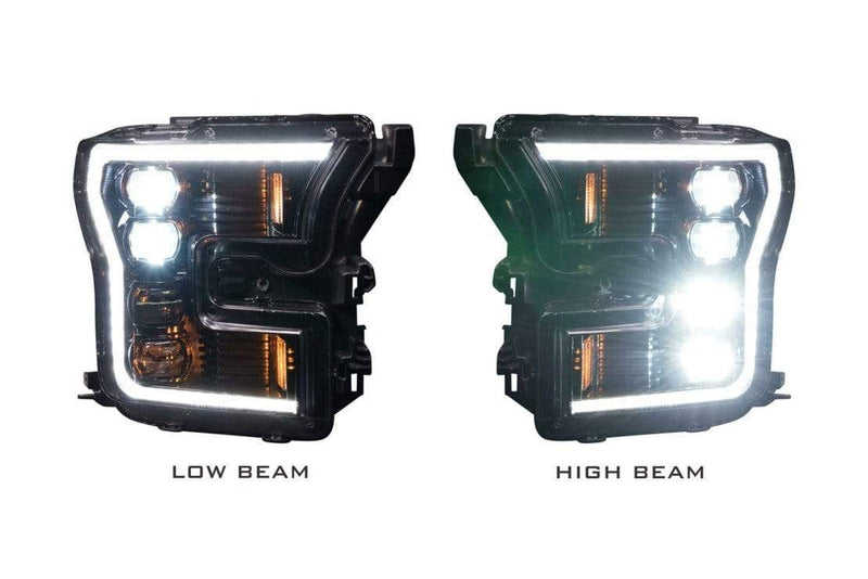 theretrofitsource Led Headlights Ford F150 (15-17): XB LED Headlights
