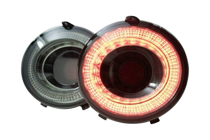 theretrofitsource Led Tail Lights Chevrolet Corvette (05-13): Morimoto XB LED Tails