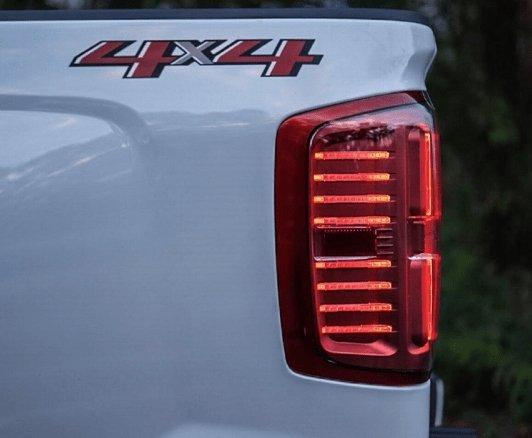 theretrofitsource Led Tail Lights Chevrolet Silverado (14-18): Morimoto XB LED Tails