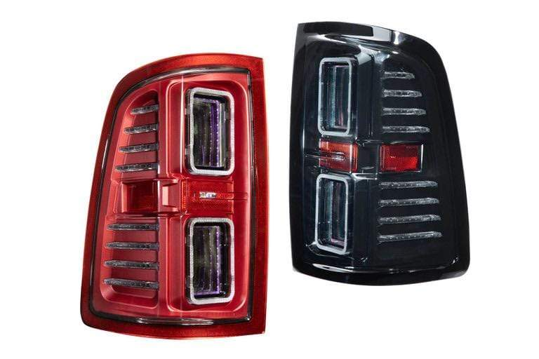 theretrofitsource Led Tail Lights Dodge Ram (09-18): Morimoto XB LED Tails