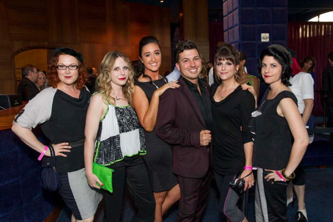 FiSF Designers at Macy's Glamorama