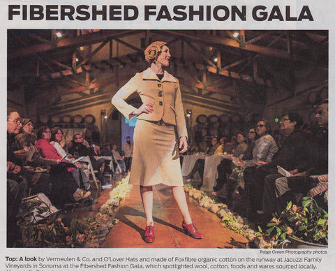 Fibershed Fashion Gala