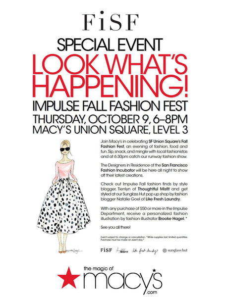F3: Fall Fashion Fest