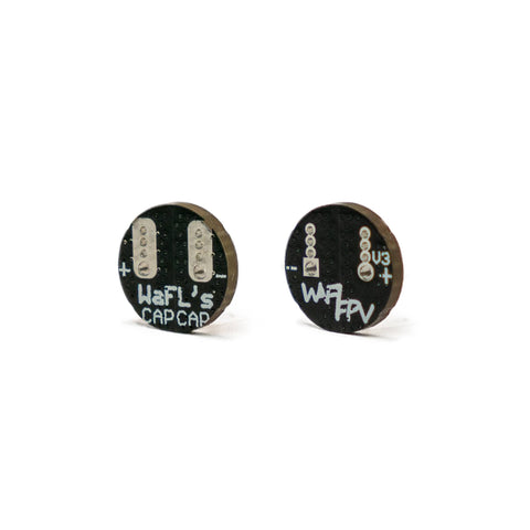 WaFL's FPV Cap Caps V3  (5 pack) (Just the PCB)