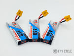 GNB 1S 450mAh XT30 Batteries (3-Pack)