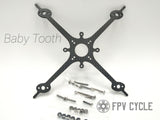 FPVCycle Baby Tooth Frame (CHOOSE THICKNESS)