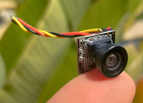 199C V2.0 - 800TVL FOV 170 DEGREE NTSC FPV MINI CAMERA