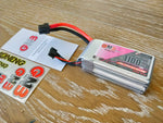 GNB 4S 14.8V 1100mAh 130C LiPo Battery