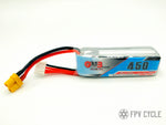 GNB 3S 11.1V 450mAh LiPo Battery - Standard Voltage (the good one)