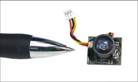 OV231 800TVL FOV 150 Degree NTSC FPV Mini Camera