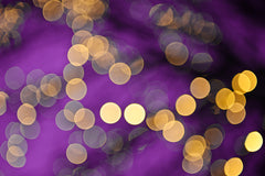 Puple background with lights- Tiger People Clothiers