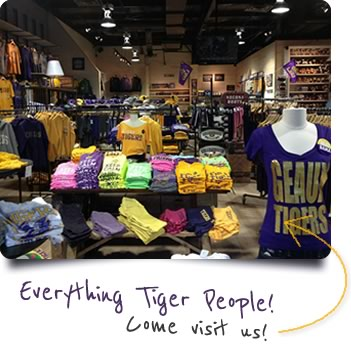 LSU Tiger Store - Tiger People Clothiers