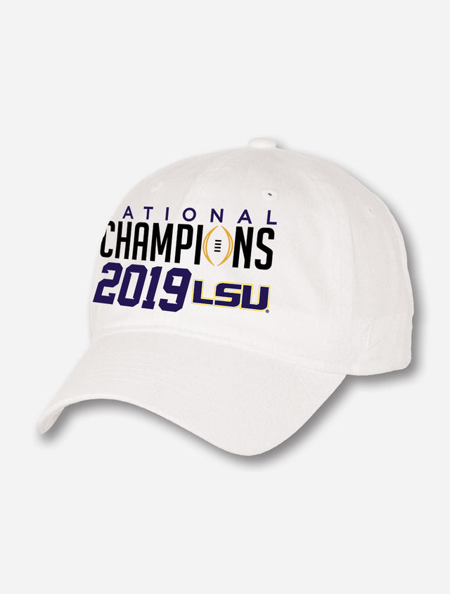 LSU Tigers National Championship Hat | Hats | Tiger People Clothiers