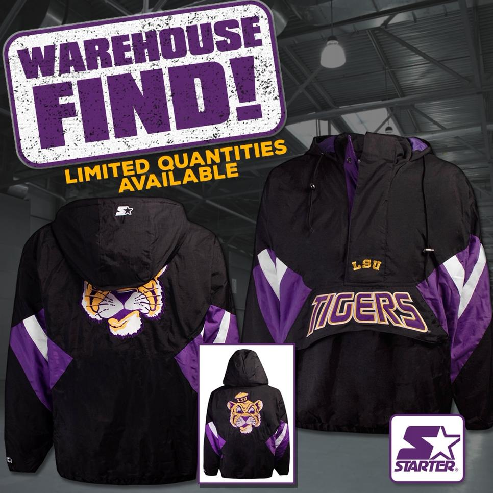 Image Of LSU Merchandise For Graduation - Tiger People Clothiers