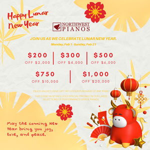 We've Extended Our Lunar New Year Sale Through 2/21. Don't Miss Out!