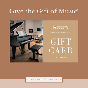 We Now Offer Gift Cards!