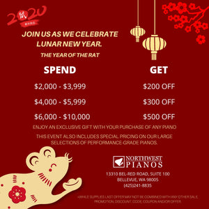 2020 Lunar New Year Sales Event