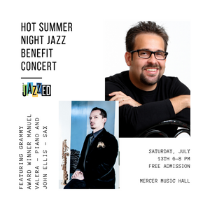 Hot Summer Night Jazz Benefit Concert