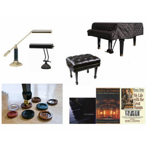 Need piano accessories?