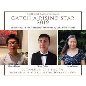 Catch A Rising Star 2019