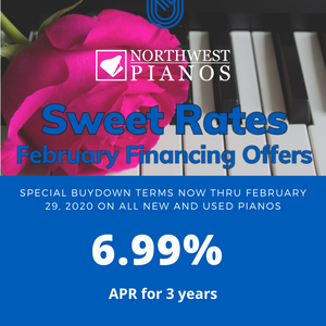 Sweet Rates - February Financing Offers