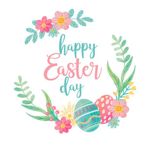 Easter Sunday we will be CLOSED!