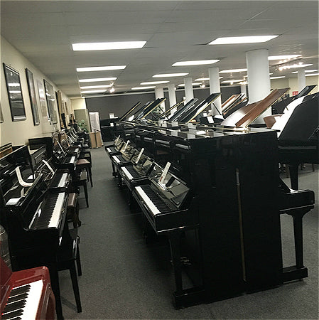 New & Pre-Owned Piano Sales  Northwest Pianos Store in Bellevue