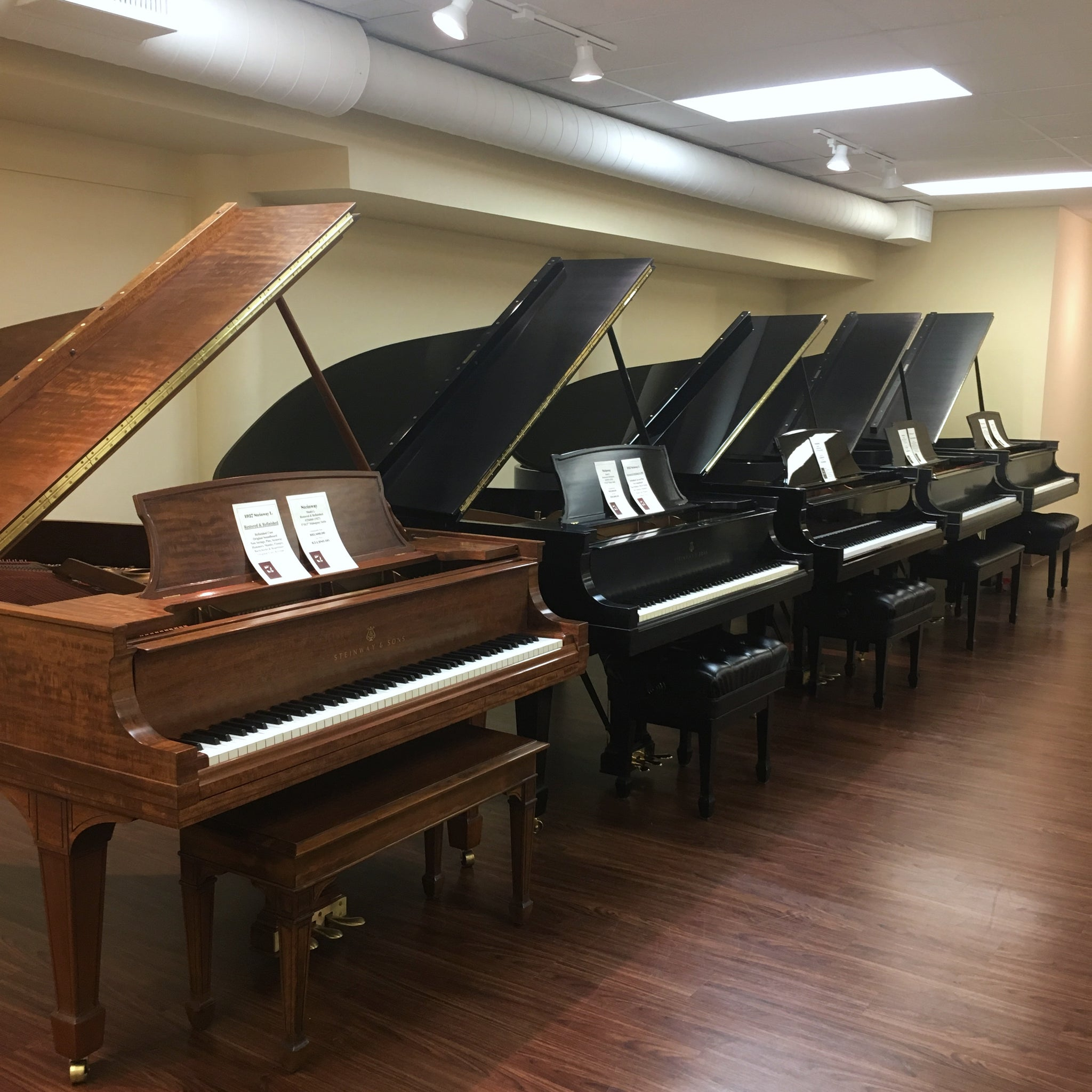 New & Pre-Owned Piano Sales| Northwest Pianos Store in Bellevue