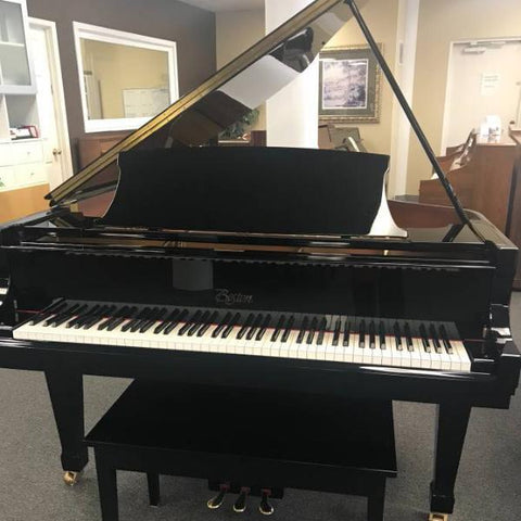 Boston GP163 Baby Grand Piano