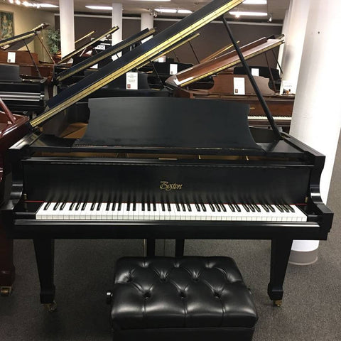 Boston Grand Piano GP-178 w/QRS Player