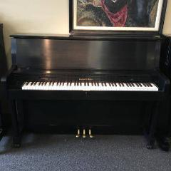 "Charles Walter Studio 45"" Piano-SOLD"