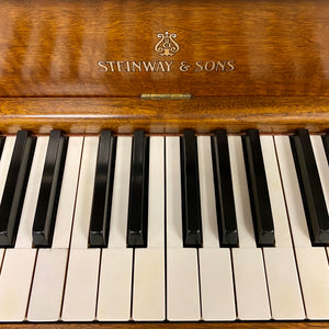 Steinway & Sons Model P (45'')-SOLD