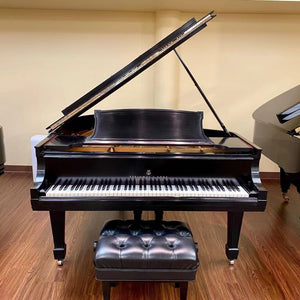 "Steinway & Sons Model O Restored and Refinished (5'10.5"")"