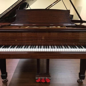 "Steinway & Sons Model AIII 6'4.5"" Long Scale-Restored & Refinished-SOLD"