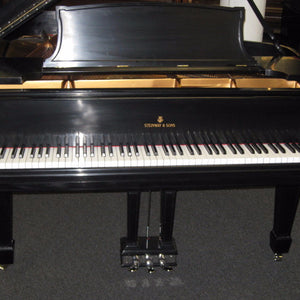 "Steinway & Sons Model A 6'2"" Restored and Refinished - SOLD"